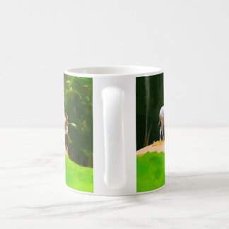 Addax from Safari Coffee Mug