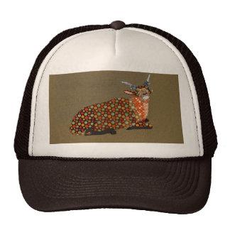 Addax Vintage Lid Mesh Hats