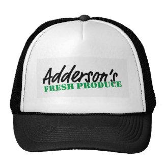 Adderson's Fresh Produce Cap