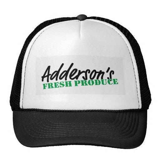 Adderson's Fresh Produce Hat
