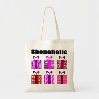 Addict SHOPAHOLIC Tote Bag