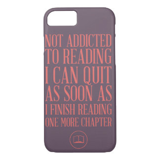 Addicted iPhone 7 Case