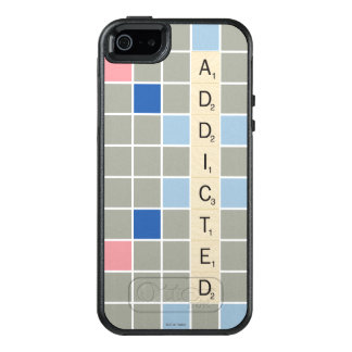 Addicted OtterBox iPhone 5/5s/SE Case