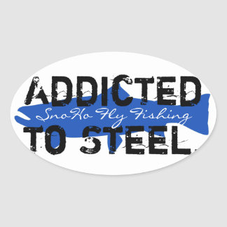 Addicted Sticker