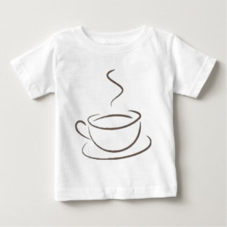 Addicted to Coffee Baby T-Shirt