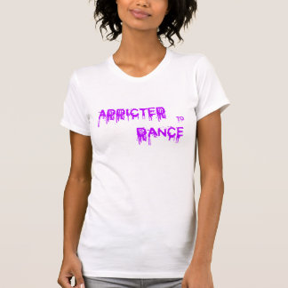Addicted to dance t shirt
