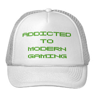 ADDICTED TO MODERN GAMING CAP