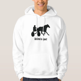 Addicted to Speed! Harness Racing Hoodie
