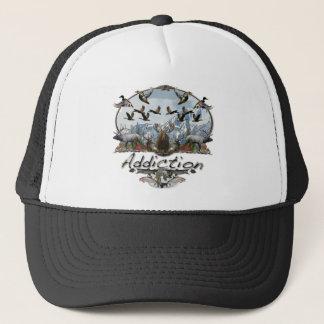 addiction trucker hat