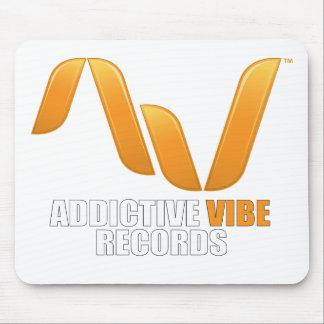 Addictive Vibe Records mousepad