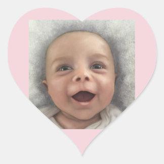 Addie Heart Sticker