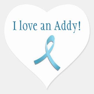 Addison's Love Sticker