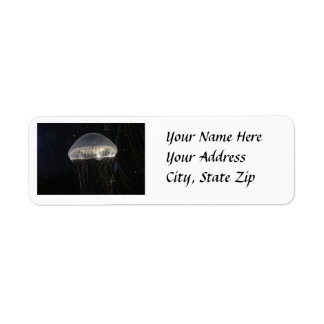 Address Labels: Crystal Jelly