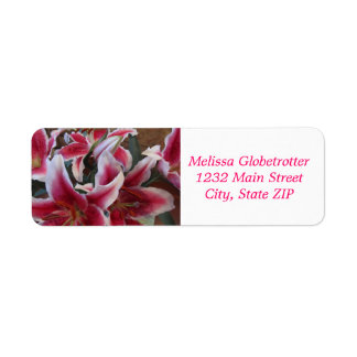 Address Labels--Stargazers-1 Return Address Label