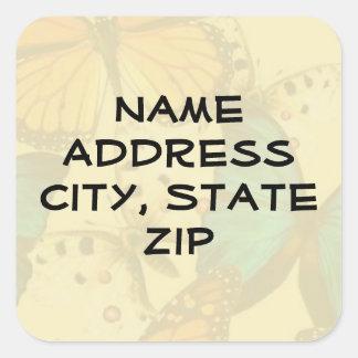 Address Sticker