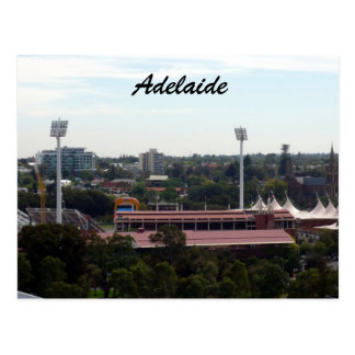 adelaide oval postcard