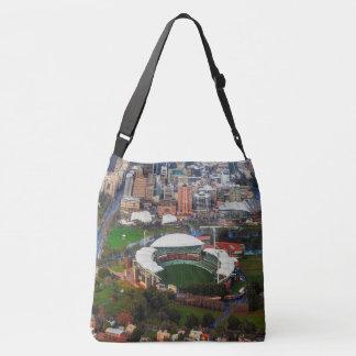 Adelaide Oval, South Australia Crossbody Bag