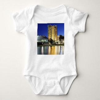 Adelaide River Torrens Baby Bodysuit