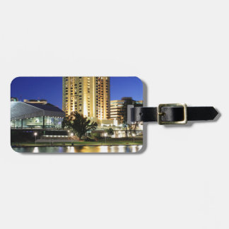 Adelaide River Torrens Luggage Tag