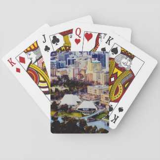 Adelaide View Playing Cards