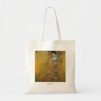 Adele Bloch Bauer by Gustav Klimt Budget Tote Bag