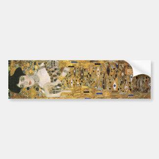 Adele Bloch-Bauer's Portrait Bumper Sticker