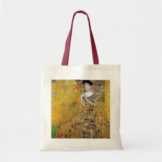 Adele Bloch-Bauer's Portrait  by Gustav Klimt Budget Tote Bag