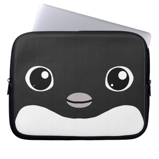 Adelie Penguin Laptop Sleeve