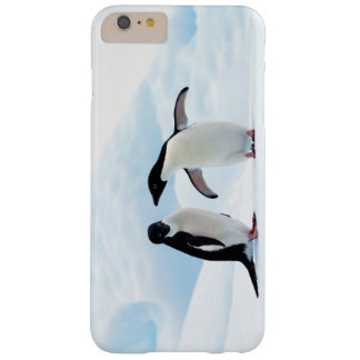 Adelie Penguins Barely There iPhone 6 Plus Case