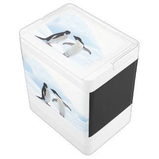 Adelie Penguins Cooler