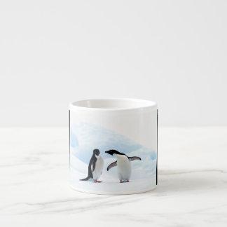 Adelie Penguins Espresso Cup