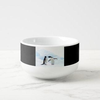 Adelie Penguins Soup Mug