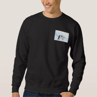 Adelie Penguins Sweatshirt