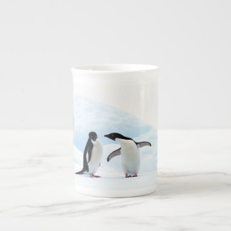 Adelie Penguins Tea Cup