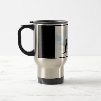 Adelie Penguins Travel Mug