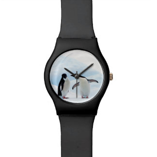Adelie Penguins Watch
