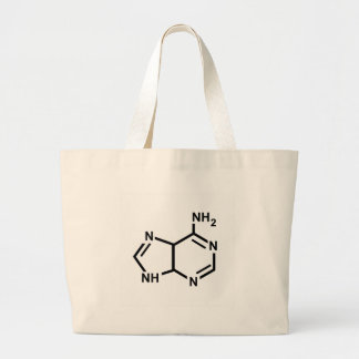 Adenine Large Tote Bag