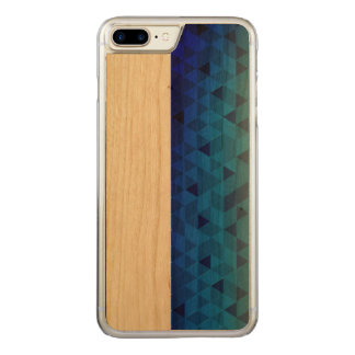 adesivado layer and wood carved iPhone 8 plus/7 plus case