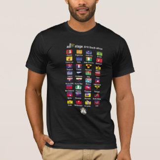 Adfantage Smart phone Back & Front T-Shirt