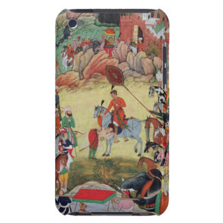 Adham Khan paying homage to Akbar at Sarangpur, Ce iPod Touch Covers