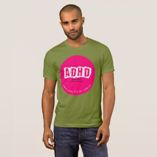 ADHD (Combined Presentation) T-Shirt