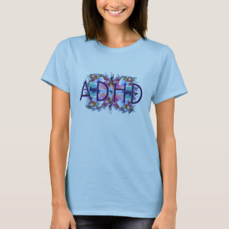 ADHD Logo T-Shirt