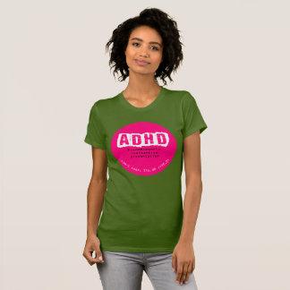 ADHD (Predominantly Inattentive Type) T-Shirt