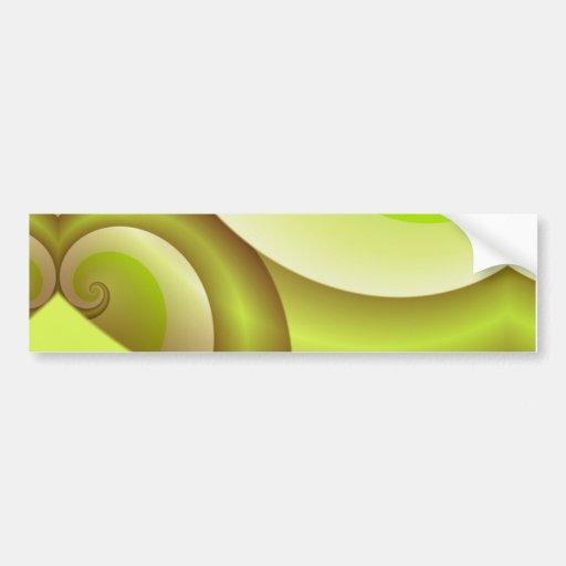 Adhesive Jp Design 3 Bumper Sticker