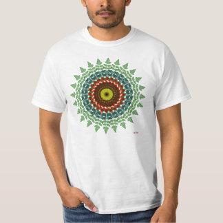 Adiantum Mandala T-Shirt