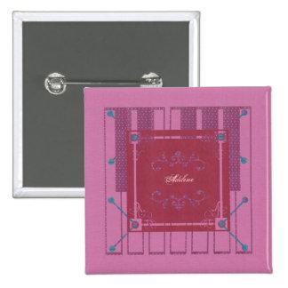 Adilene Pinback Button