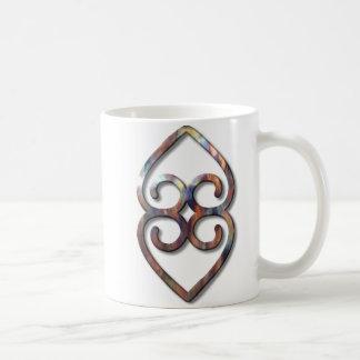 Adinkra-earth-copper Coffee Mug