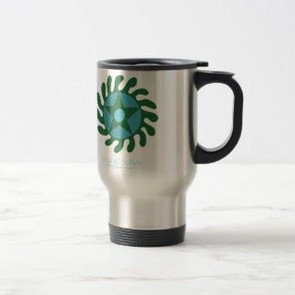 Adinkra Sesa Wo Suban - New Beginnings Travel Mug
