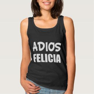 Adios Felicia funny bye felicia tank top