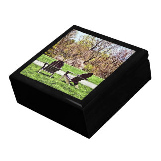 Adirondack Chairs In Spring Gift Box